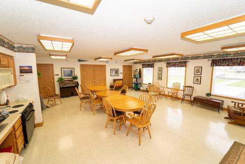 BirchHaven Village Activity Room