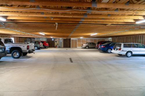 Garage Parking Available