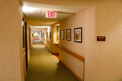 BirchHaven Village Hallways