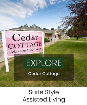 cedar cottage assisted living - bemidji, mn