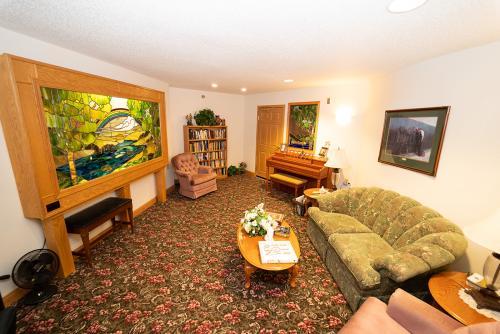 BirchHaven Village Reflection Room