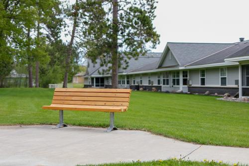 BirchHaven Village Paths & Benches